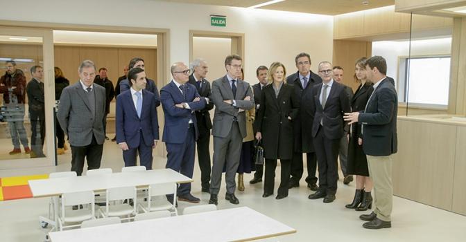 Nuevo centro intergeneracional en Ourense