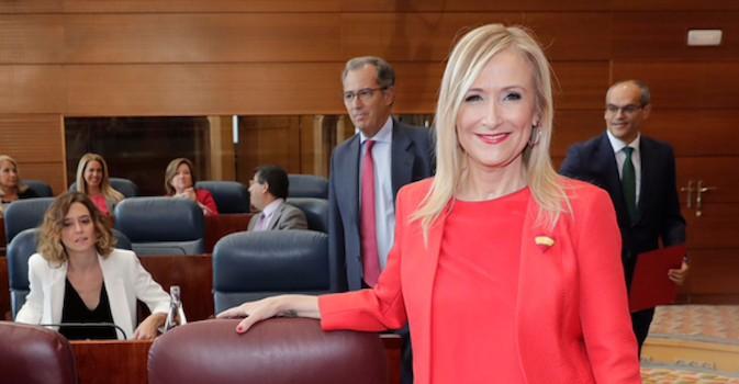 Cifuentes anuncia para Madrid un Plan de Residencias de Mayores 2017-2020