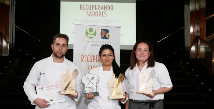 El sabor andalusí se impone en la II Edición del Concurso de Cocina de residencias