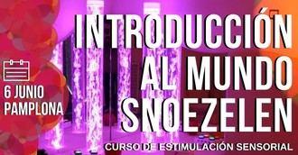 Curso sobre estimulación sensorial: Introducción al mundo de las Salas Snoezelen