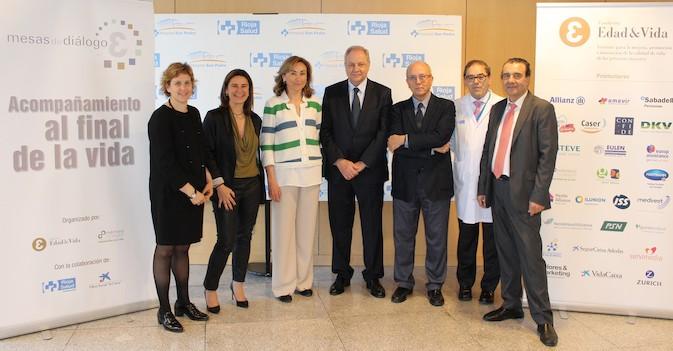 Debate en Logroño sobre cómo alcanzar 'un final de vida digno y en paz'