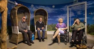 Mirando al exterior: Ideas en Holanda para fomentar la felicidad en pacientes con demencia