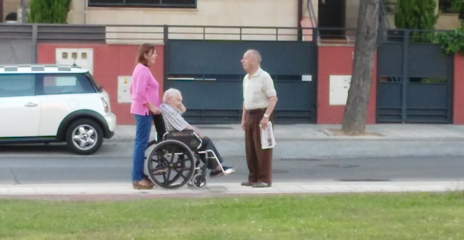 Piden que se reincorpore a la Seguridad Social a los cuidadores no profesionales de la Dependencia