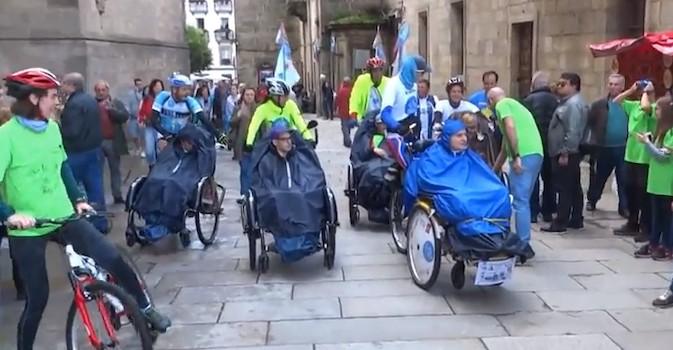 Visto en la red Discapacitados de DomusVi Bóveda, contra el consumo de drogas en jóvenes