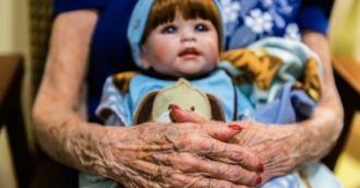 Nuevo curso Doll Therapy para tratar la demencia en mayores
