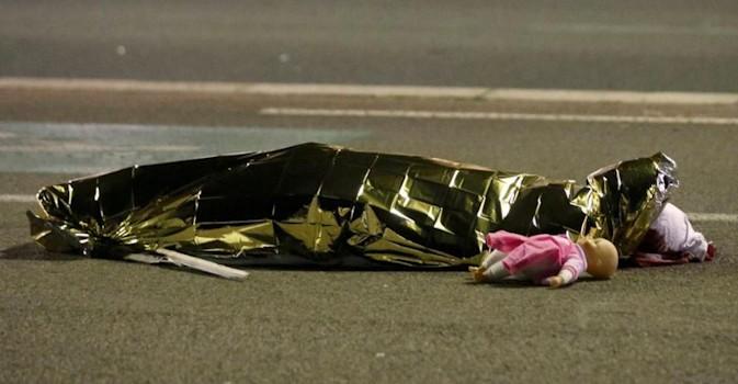 Golpe de estado en Turquía, golpe terrorista en Niza