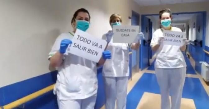 Los centros DomusVi siguen pidiendo #quédateencasa para combatir el coronavirus