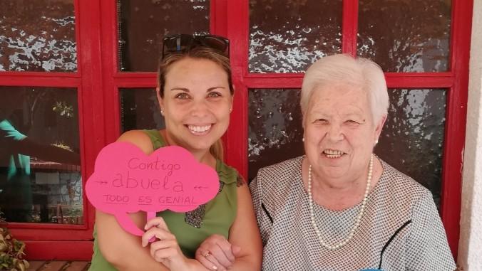 DomusVi impulsa un decálogo para celebrar el Día del Abuelo con seguridad y promover el vínculo con nuestros mayores