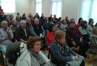 DomusVi Elda organiza una ponencia sobre la protección jurídica de las personas mayores