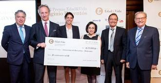 El Riskcenter de la Universidad de Barcelona, XIII Premio Edad&Vida Higinio Raventós
