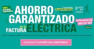 Si su residencia quiere ahorrar en la factura eléctrica, hágase socio de la cooperativa EMASP