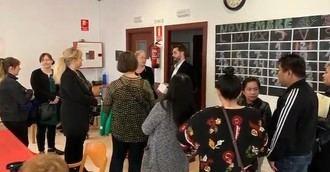 Canal Inforesidencias: Enfermeras islandesas visitan Residencial Palau