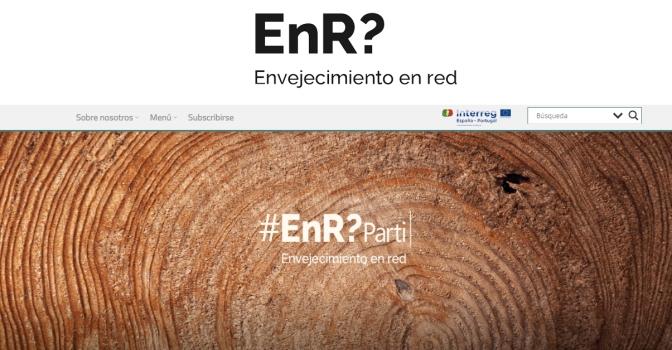 EnR? nueva marca de la Fundación General CSIC y Envejecimiento en red