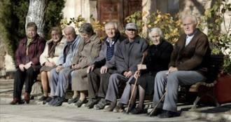 España: una tasa de dependencia del 90 por ciento en 2064