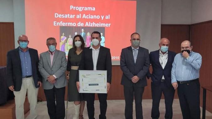 Residencia Los Filabres, Acreditación Oro como Centro Libre de Sujeciones de CEOMA