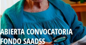 Nueva convocatoria del Fondo SAADSS de apoyo a la atención a la Dependencia y los Servicios Sociales