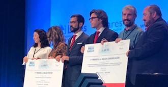 """Éxito del proyecto """"foquus Atención Centrada en la Persona"""" en el XI Congreso Lares"""