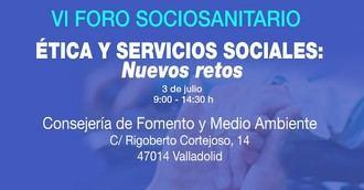 Grupo Senda organiza el VI Foro Sociosanitario: 'Ética y Servicios Sociales'