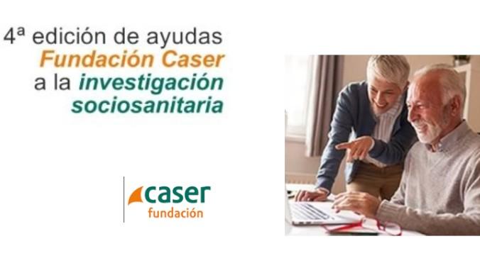 Últimos días para presentar solicitudes al Programa de Ayudas a la Investigación Sociosanitaria de la Fundación Caser
