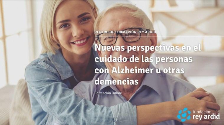 Fundación Rey Ardid organiza el seminario especializado 'Nuevas perspectivas en el cuidado de las personas con Alzheimer u otras demencias'