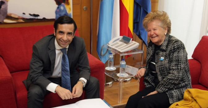 Galicia refuerza su compromiso con las personas mayores con menos recursos económicos
