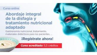 Curso: Abordaje integral de la disfagia y tratamiento nutricional adaptado