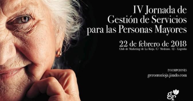 Ibernex participa en la IV Jornada de Gestión de Servicios para Personas Mayores organizada por el Grupo Gerontorioja