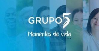 Grupo 5 lanza su nueva web formada por Momentos de Vida