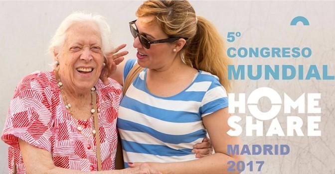 Homeshare: Persona mayor y estudiante universitario en el mismo hogar