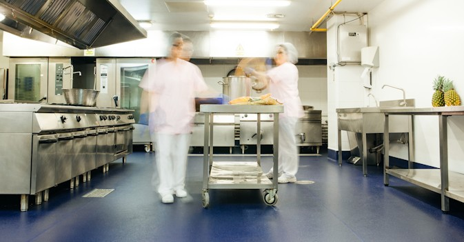 La cocina de la Fundació Hospital Asil de Granollers elige Altro