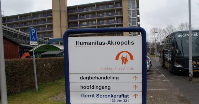 """Mirando al exterior: La """"cultura del sí"""" en una residencia holandesa"""