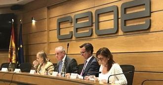 """Ignacio Vivas: La CEOE ofrece """"soluciones y propuestas para que el sistema de atención a la dependencia sea viable y sostenible"""""""