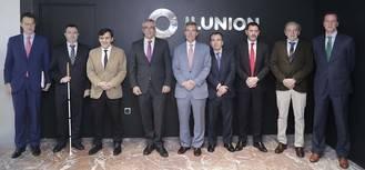 La CAM, 'muy satisfecha' por el trabajo del grupo ILUNION en la región