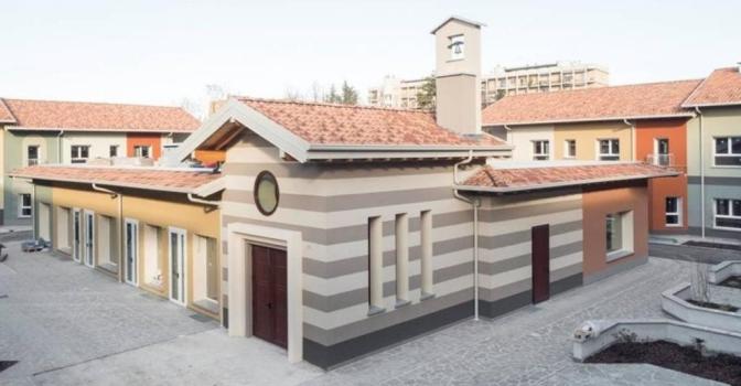 Mirando al exterior. Italia inaugura 'el pueblo del Alzheimer'