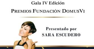 La Fundación DomusVi celebra este 26 de noviembre la IV Gala Especial para la entrega de sus Premios
