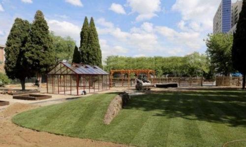 Coslada tendr el primer jard n de los sentidos en un parque p blico dependencia info - El jardin de los sentidos ...