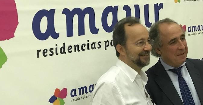 II Jornada Amavir en Catalunya: El Trabajo Social es 'una profesión en la que no vale rendirse'
