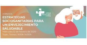 """Clínica de la Asunción organiza la jornada """"Estrategias Sociosanitarias para un Envejecimiento Saludable"""""""