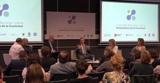 I Jornada Nacional sobre la Humanización de la Cronicidad: el envejecimiento, principal reto del futuro