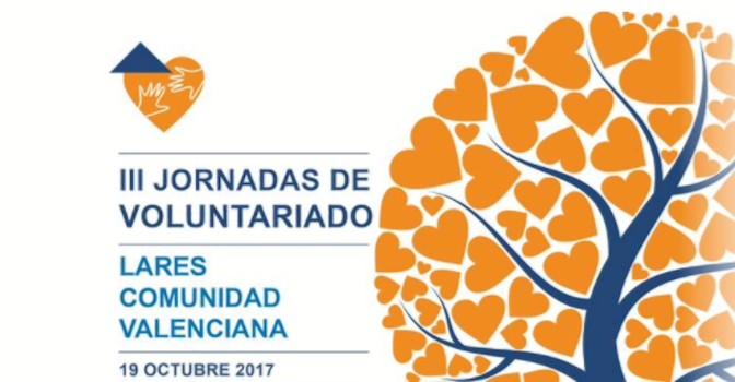 III Jornadas de Voluntariado Lares Comunidad Valenciana