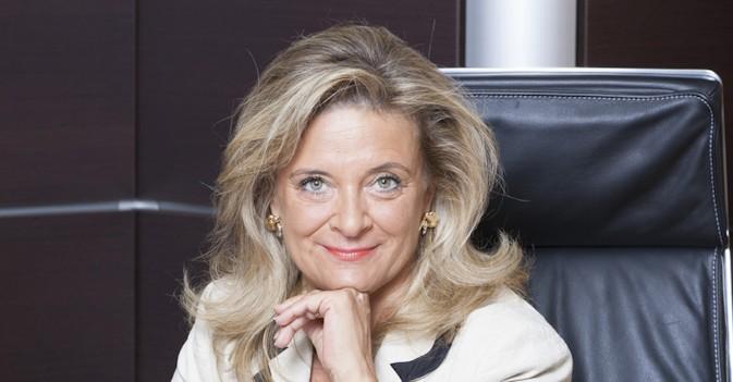 Josefina Fernández (Geriatros) recibe la Medalla de Oro de los empresarios gallegos