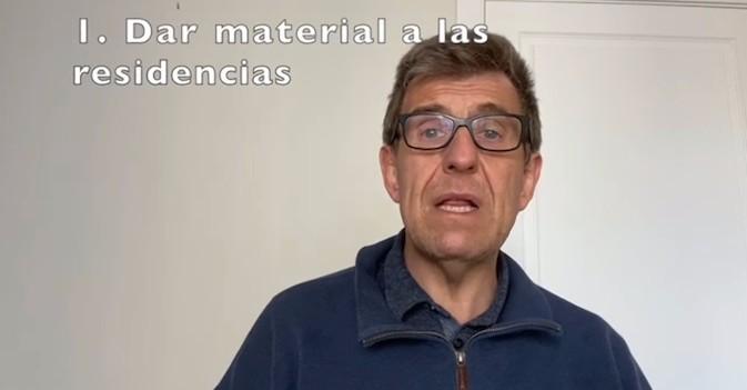 Canal Inforesidencias.com: Josep de Martí reflexiona sobre residencias y coronavirus
