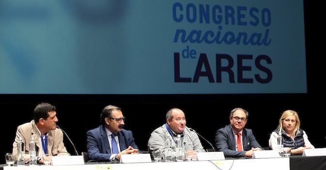 El XII congreso Lares se clausura con nuevo récord de asistentes y el respaldo de la administración central y autonómica