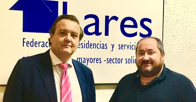 Juan José García Ferrer, nuevo secretario general de Lares