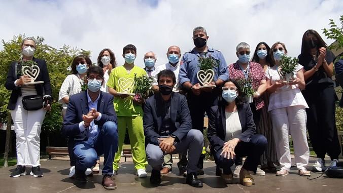Vila Clavellina celebra el Homenaje en Tiempos de Covid para las víctimas de la pandemia