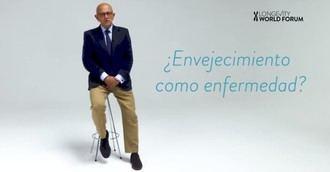 Visto en la red: El envejecimiento no es una enfermedad. Envejece todo el mundo