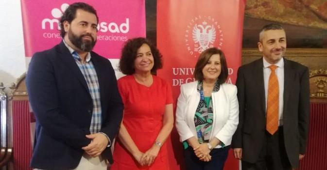 Macrosad y la Universidad de Granada impulsan una cátedra sobre estudios intergeneracionales