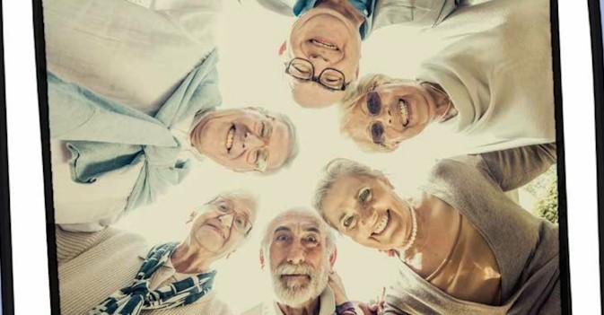 La Comunidad de Madrid destina 6.790 millones para atención a las personas mayores hasta 2021