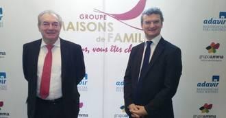 Philippe Tapié: 'El grupo será más reconocido por la calidad que por el tamaño'