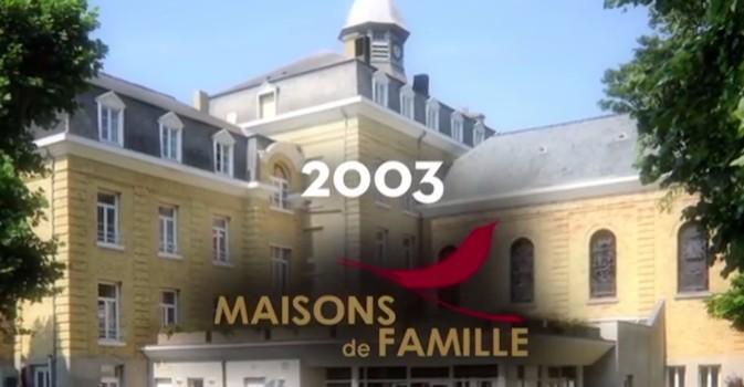 ¿Quién está detrás de Maisons de Famille?